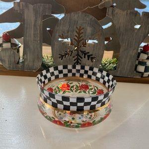 "5""x2.5"" Circus vase"